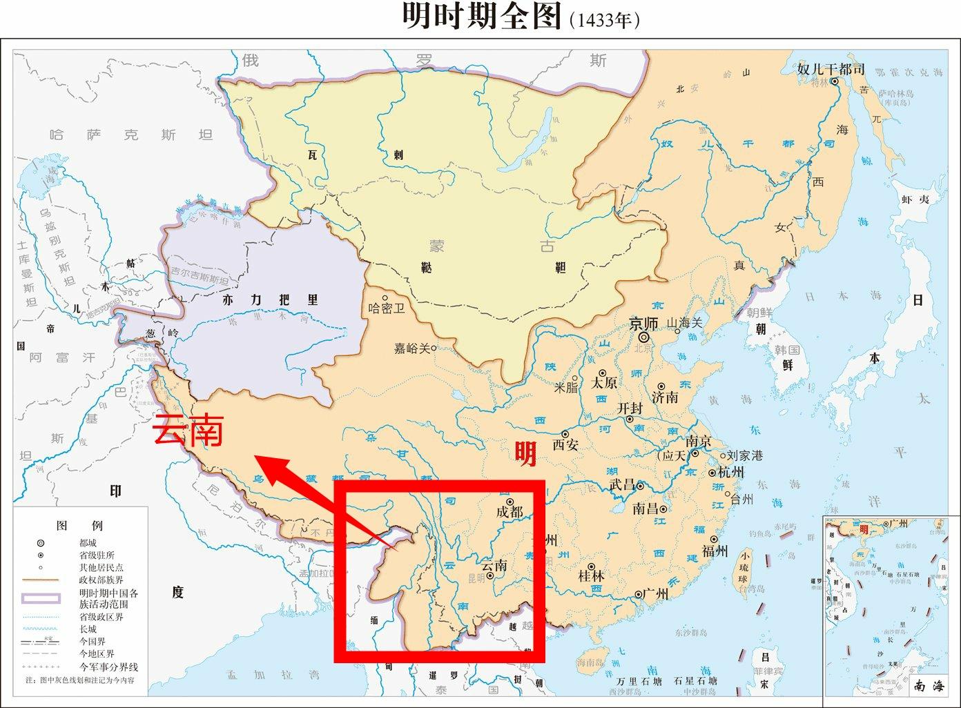 朱元璋大力改造元末社会,晚唐以来四百多年的胡风,自此一扫而去