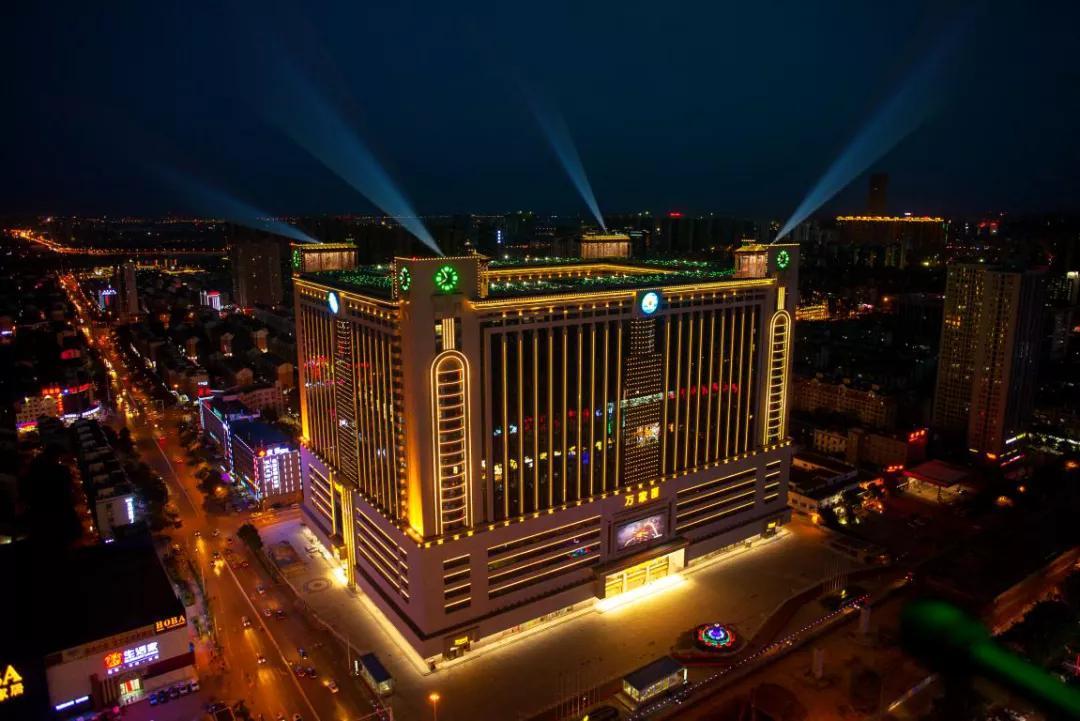 国家联合考核组来湖南首家国家知识产权示范市场万家丽考察