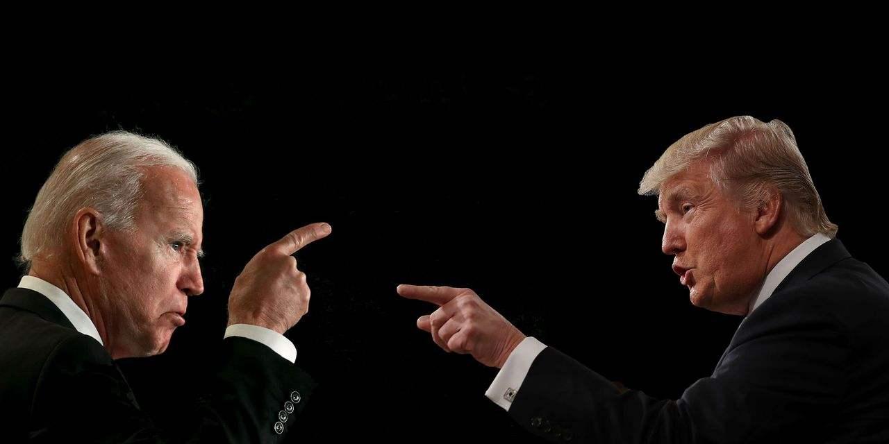 """[转帖]拜登""""险象环生"""",是谁在主导美国大选?"""