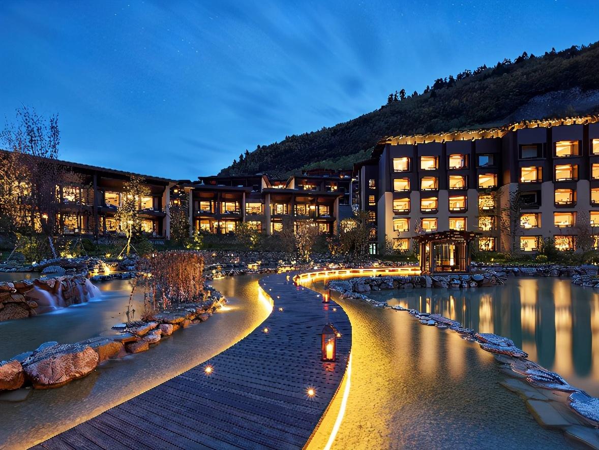 文旅度假酒店 | 传递自然与文化的馈赠
