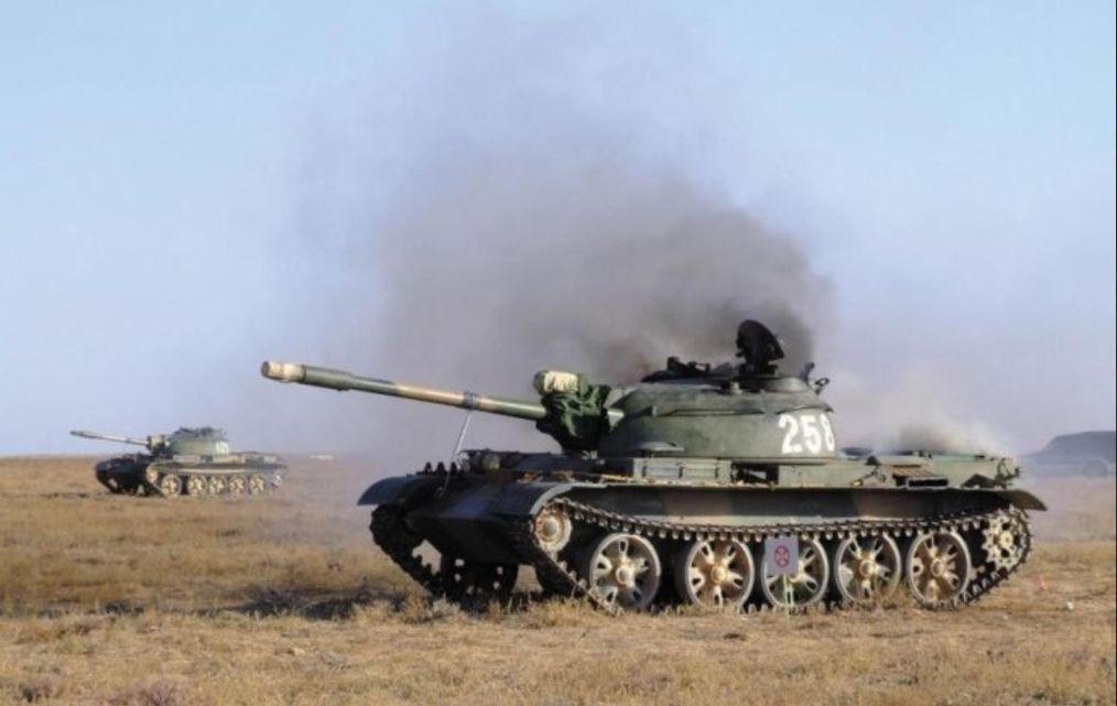 天降钢雨:中国大规模实车试验末敏弹,一次齐射歼灭敌一个装甲旅