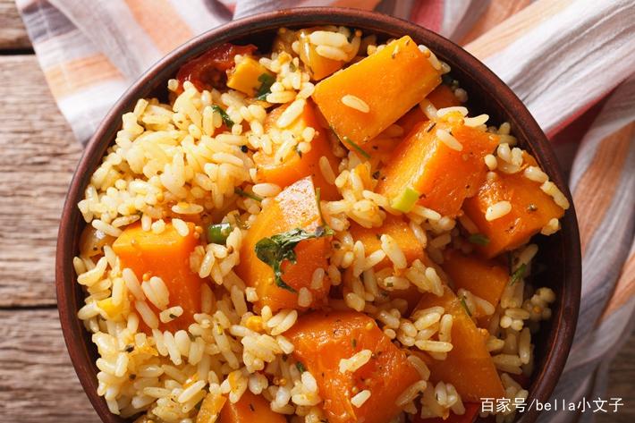 南瓜饭,让人怀念的潮汕美味 美食做法 第4张