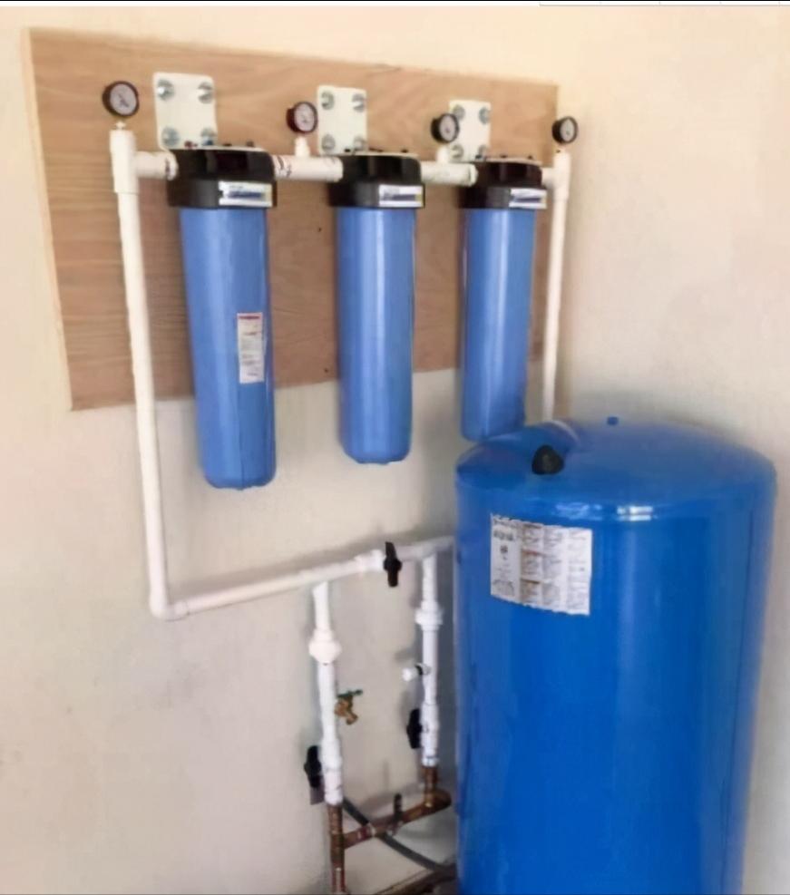 最强全屋净水系统,中央净水机,家用软水机选择攻略大全