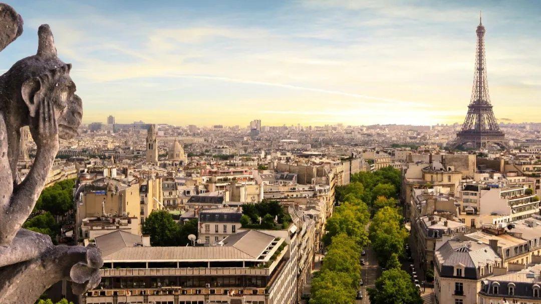 数据解读:作为享誉世界的浪漫之都,巴黎除了浪漫还有什么?