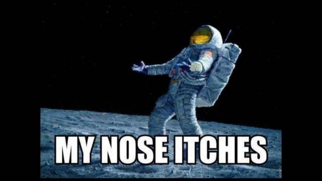 当我们进入太空后,我们会感受到什么?