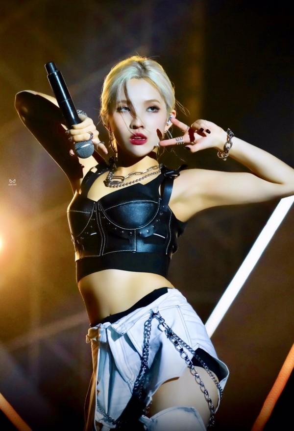 「TOP10」网友公认女性偶像中的全能ACE 个个实力出众
