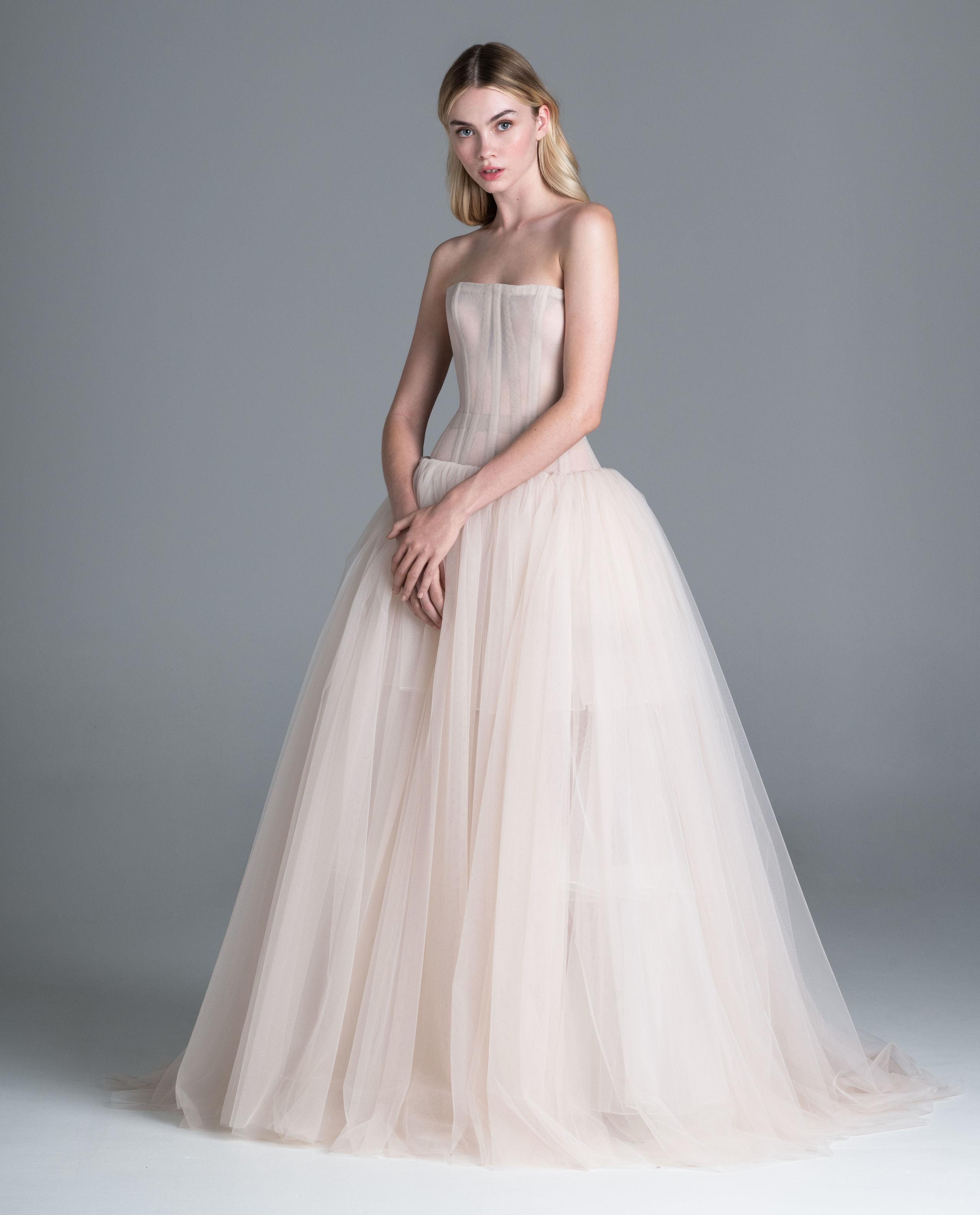 Paolo Sebastian澳大利亚高级定制婚纱品牌