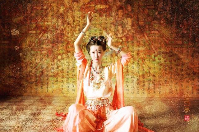 唐朝乐舞中,既有好看的演出,又深藏佛学的智慧,你知道么?