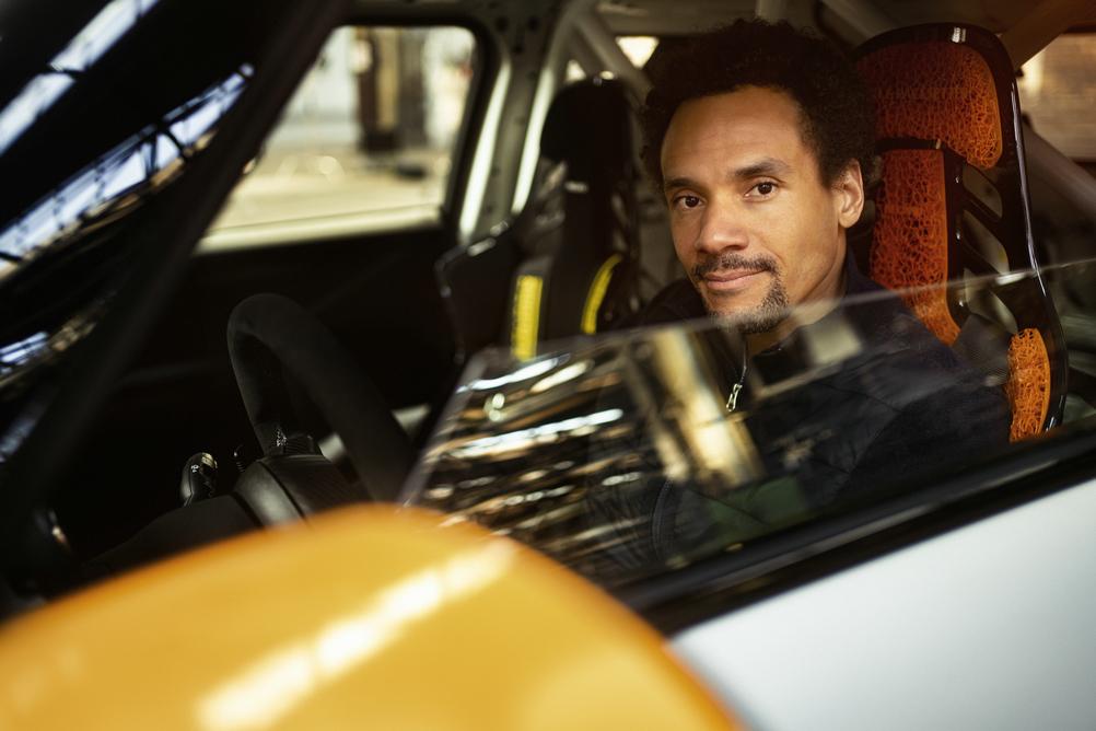 纯电动MINI首次作为安全车出征Formula E