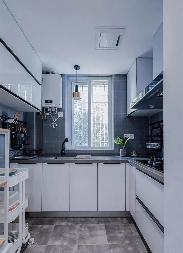 橱柜设计技巧,拯救脏乱差,创造一个高颜高效的环保厨房