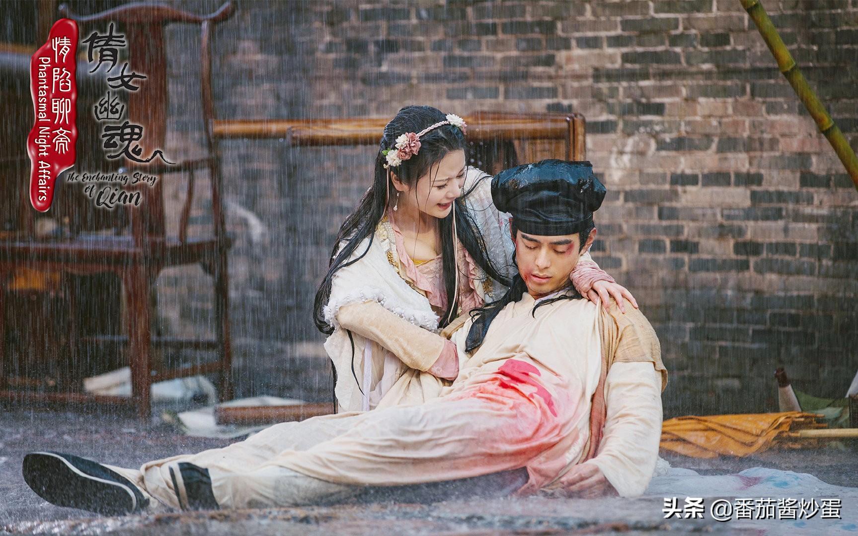 王晶版《倩女幽魂》定档,男主何浩文,张国荣原声版引回忆杀