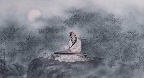 """能够做到""""诗中有画,画中有诗""""的唐代诗佛王维"""