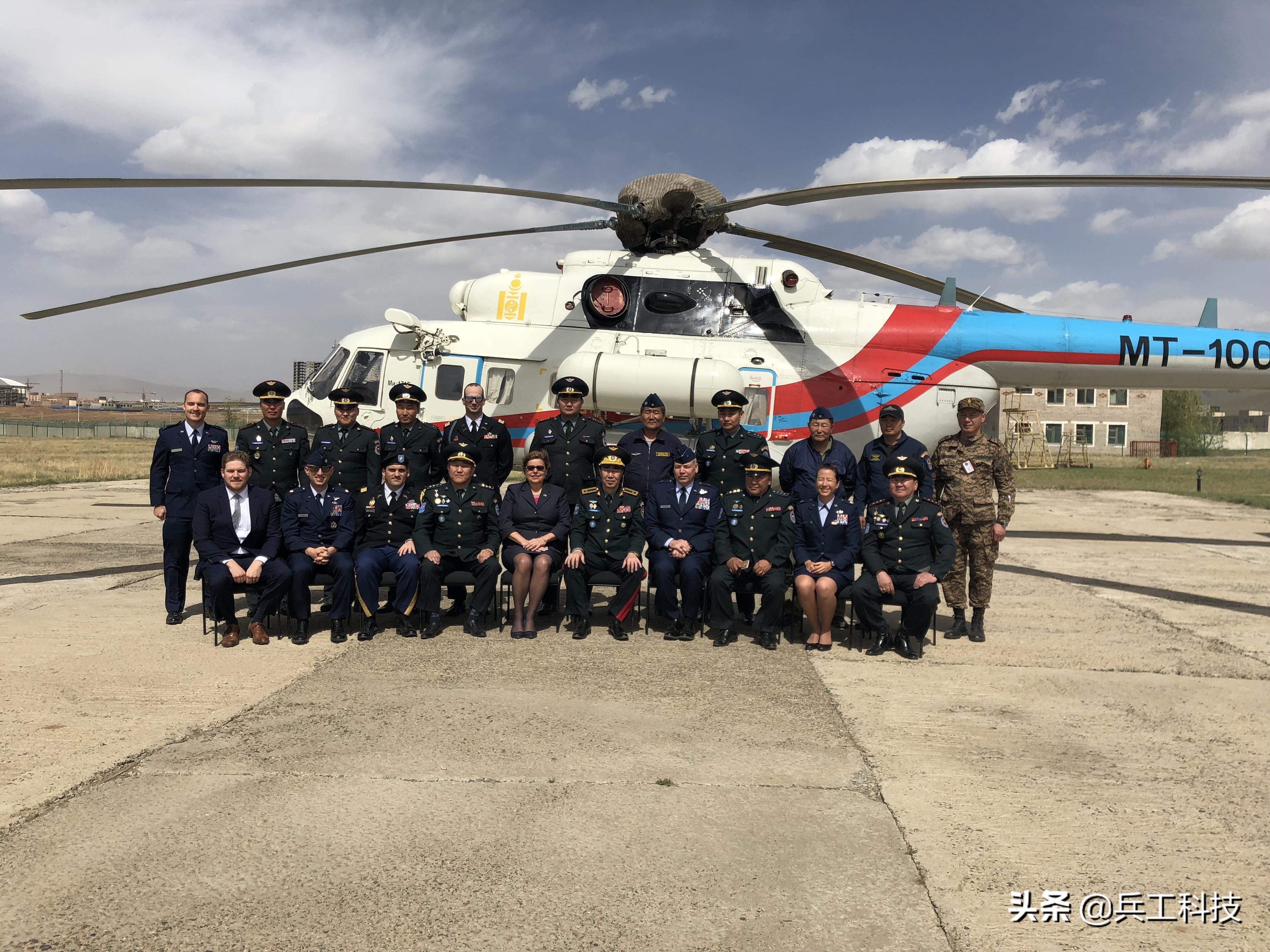 蒙古国海军可谓家喻户晓了,蒙古空军却没有几个人知道