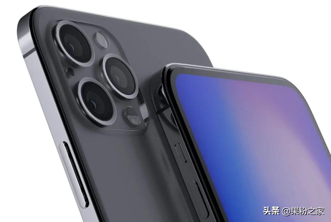 无刘海iPhone测试中丨13 Pro或有1TB版本