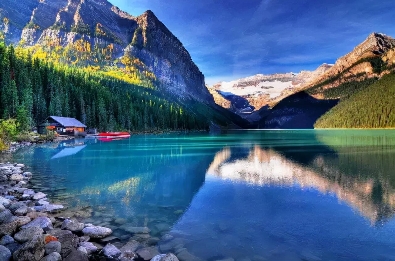 加拿大旅游最值得去的地方