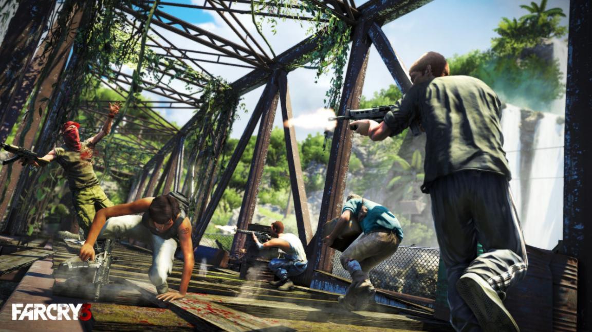 育碧大作《孤岛惊魂3》限时免费领取,专属中文玩家的福利