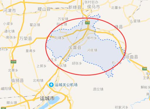 山西省一个县,人口超40万,名字是千古一帝所赐!