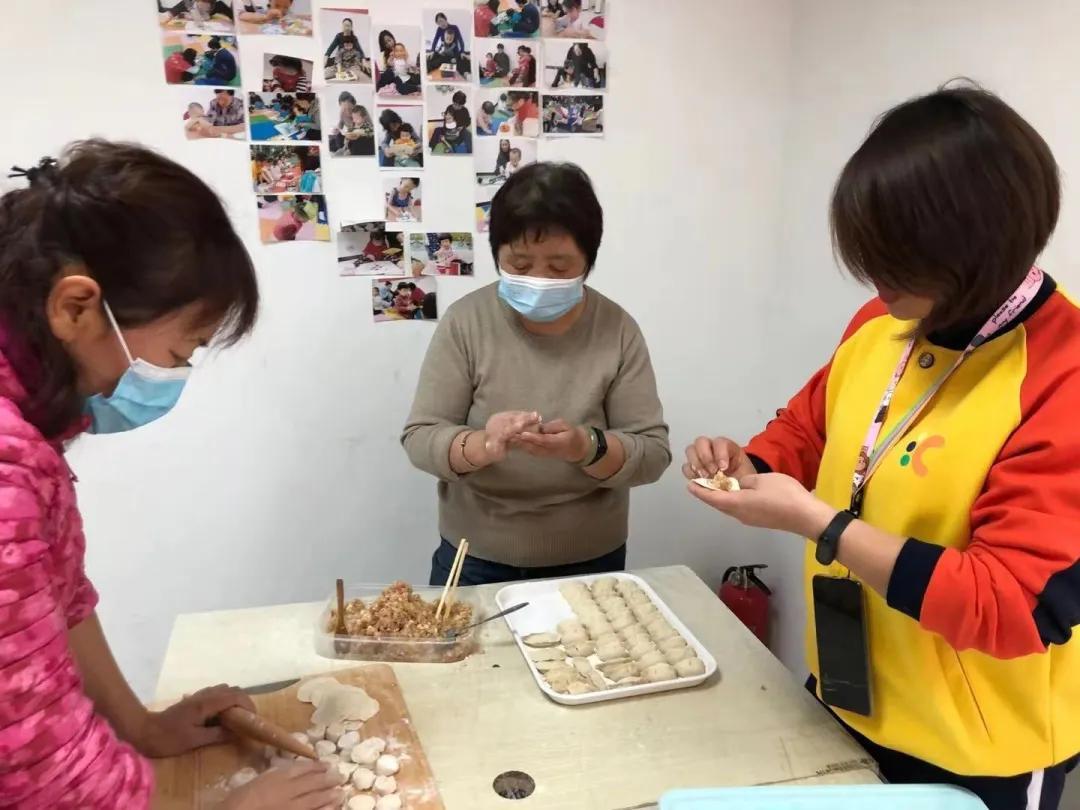 贝思藤国际早教托育中心丨冬至福至:一份心意,传递爱与希望