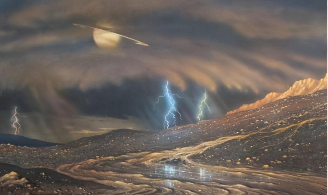 欧空局在土卫六上发现了水冰,太阳系或再增一颗生命星球-第2张图片-IT新视野