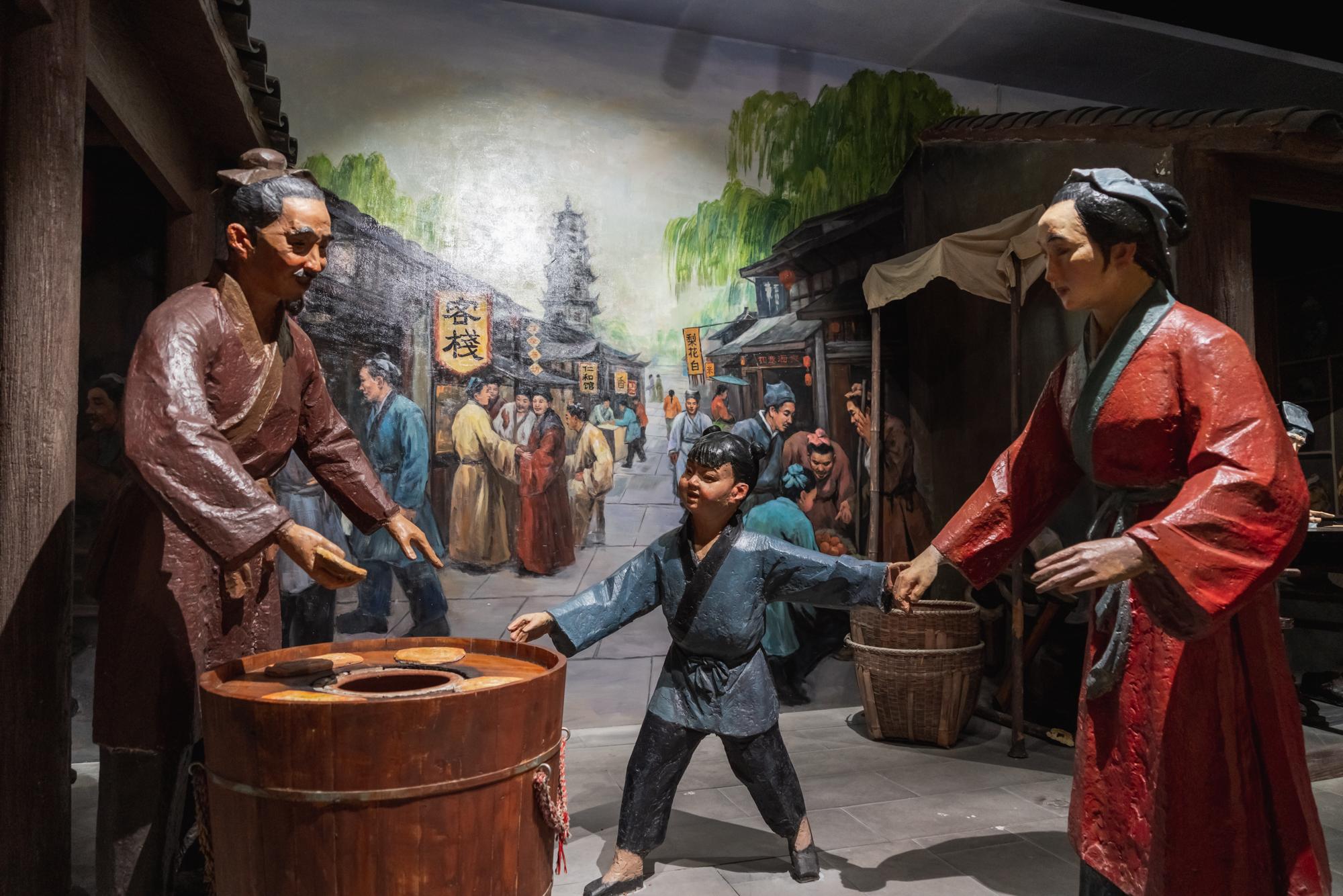 邂逅宝藏小城——淮北,从隋唐运河博物馆开始