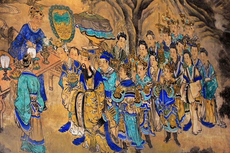 """長安""""儺歌""""萬民齊歡:古""""儺儀文化""""從嚴肅走向唐代的人性開放"""