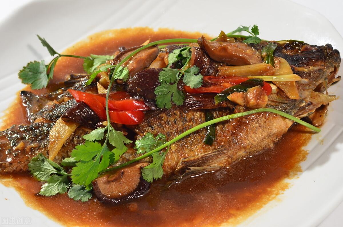孩子聪明多吃鱼,这6道鱼的做法最是解馋,营养好吃,餐桌必备 美食做法 第2张