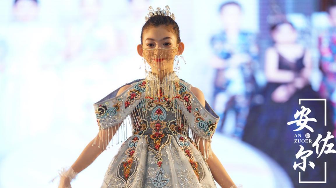 《【摩鑫平台代理奖金】2021第八季中国童模榜中榜乌鲁木齐赛区预选赛圆满落幕》