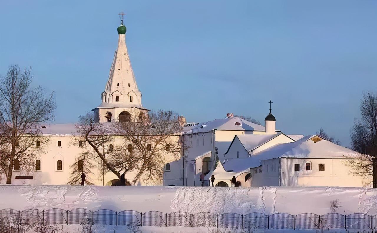 俄罗斯下的雪