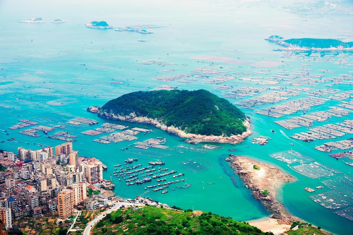 福建这座充满滨海风情的小城,离福州仅1h,还被外交部力荐