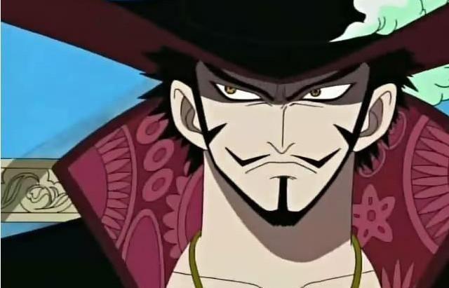 海賊王中看不起惡魔果實的五人,巴基對果實深痛惡絕,4人靠實力