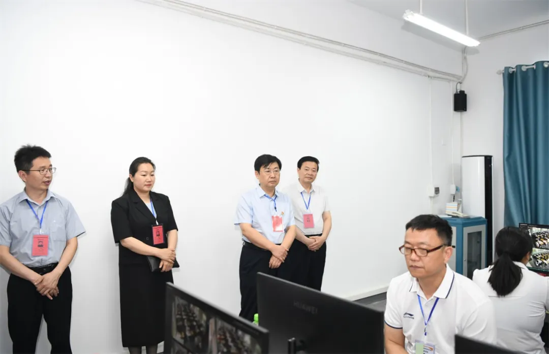 【特别报道】商丘市委常委、组织部长罗军到宁陵县检查高考考务工作