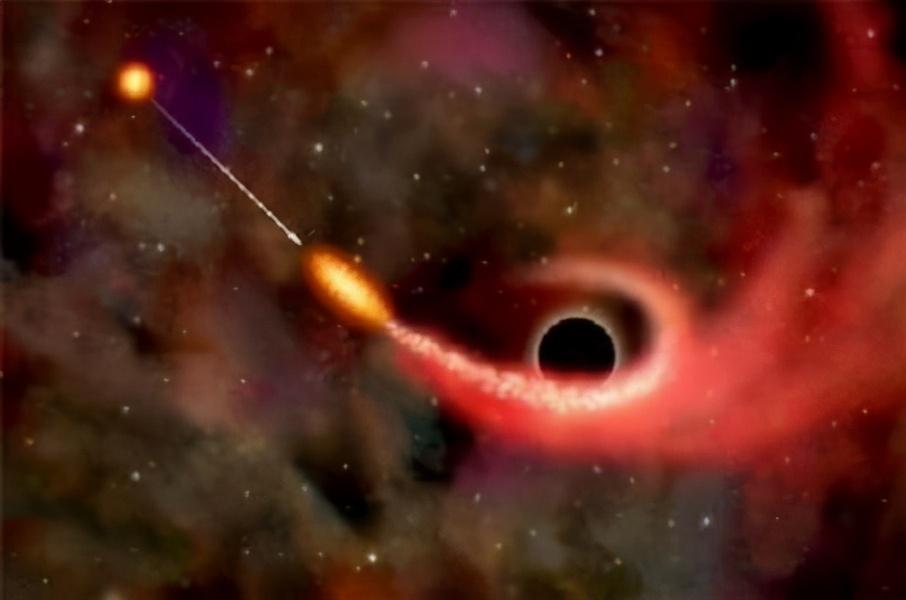 解读神秘而诡异的黑洞,黑洞内部或隐藏着宇宙终极奥秘