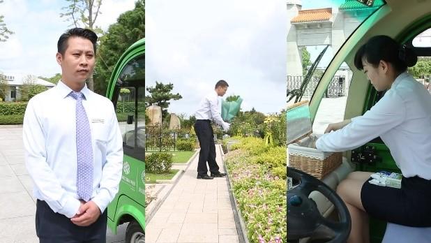用心服务,让爱同行!福寿园海港陵园第一届服务节火热开启
