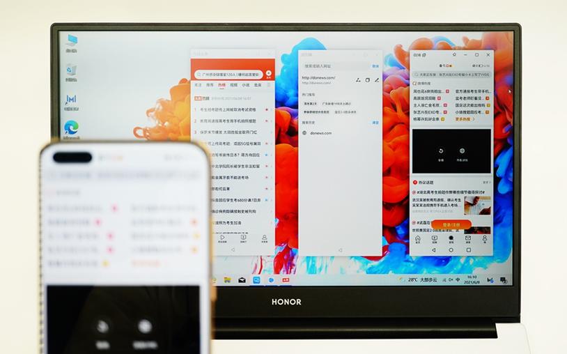 高性能长续航+极致轻薄机身,荣耀 MagicBook X14 动手玩