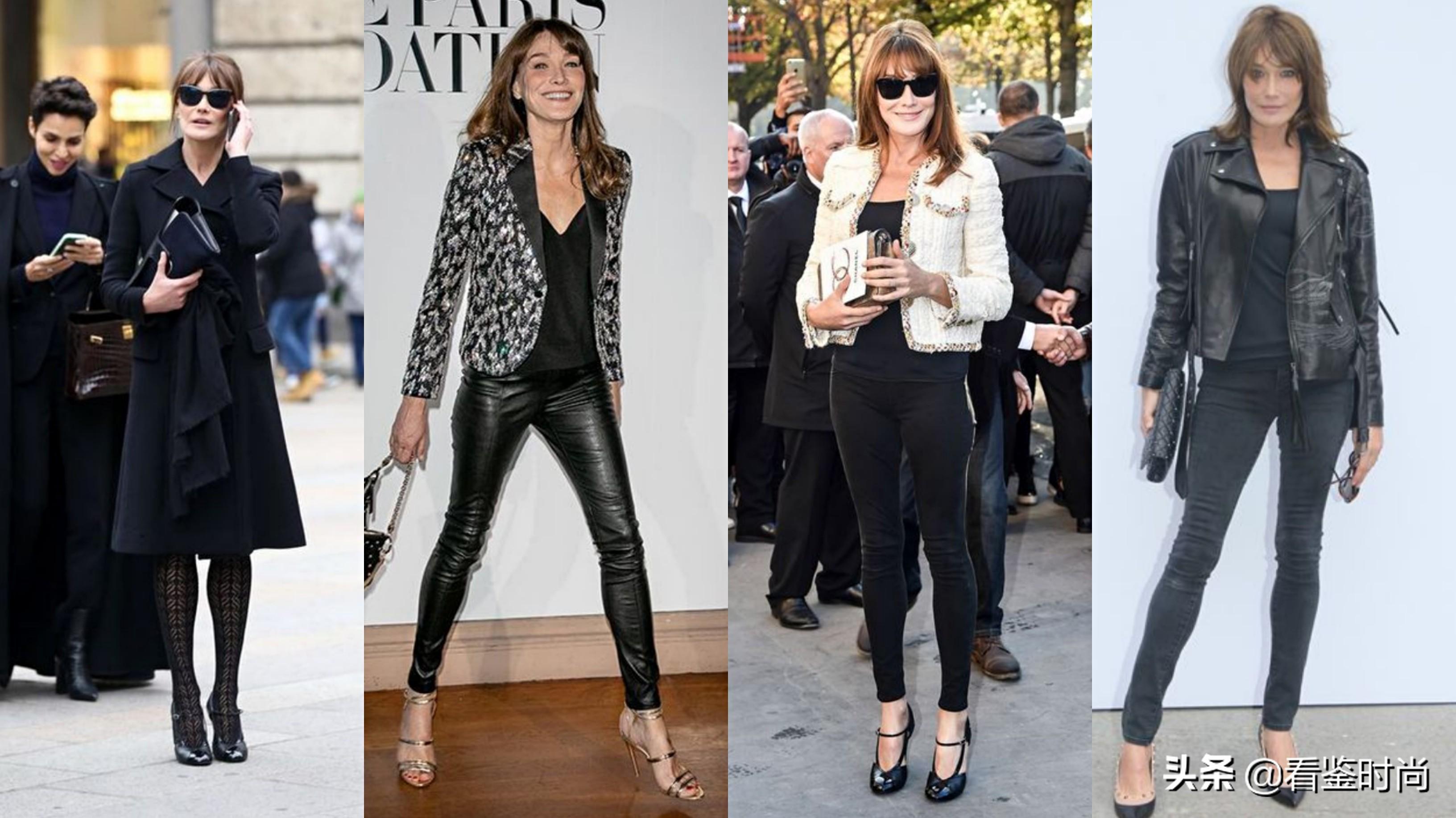10位40岁以上的极品法国女人,她们才是真正的风格偶像