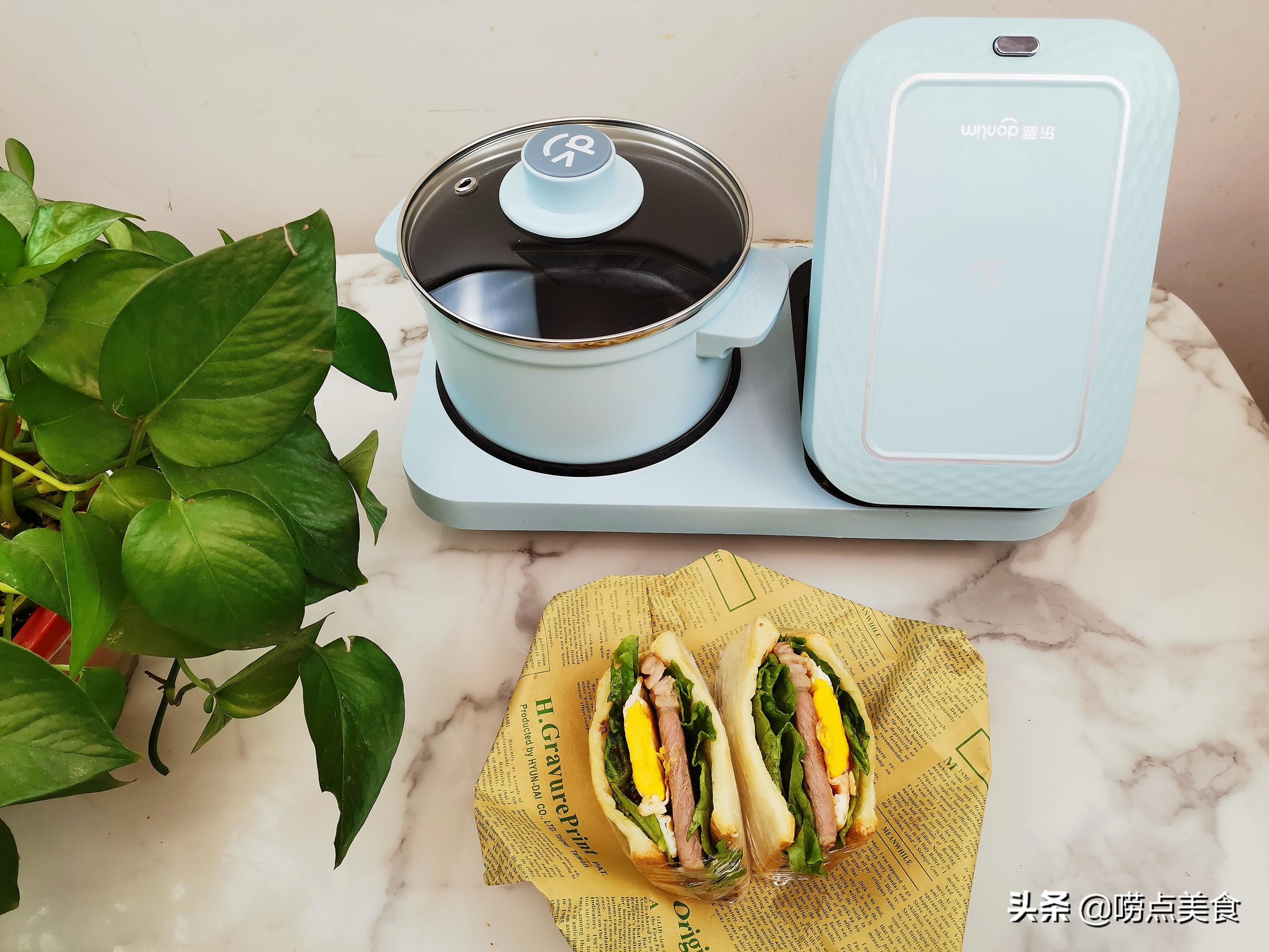 美式早餐牛肉三明治怎么做 各地小吃 第8张