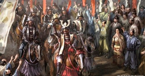 岛津家百年战记(二十二)坚志田城之战:阿苏家最后的挣扎