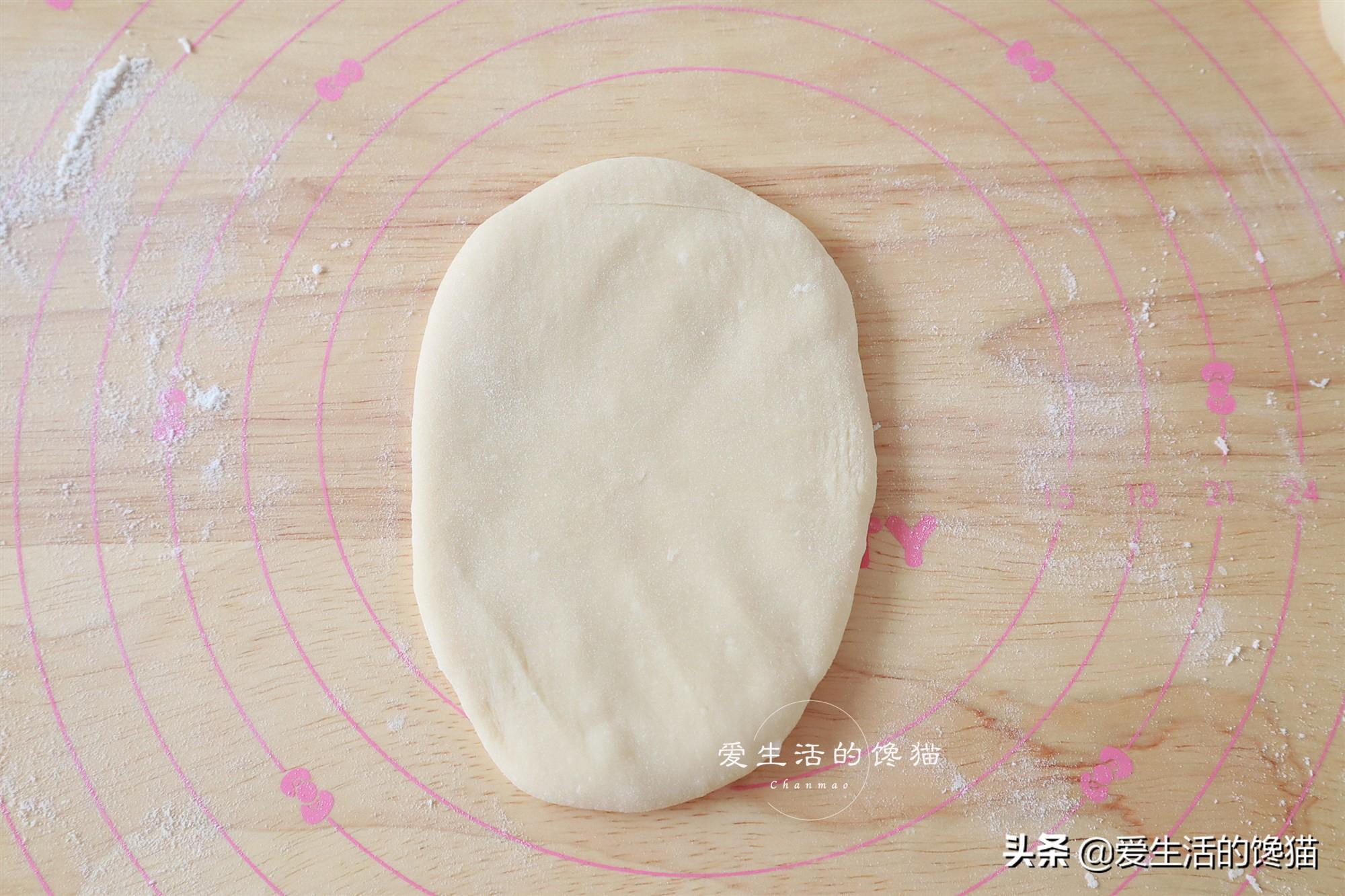 熱狗麵包的懶人做法,用料足,省時省力,香甜柔軟,小白也零失敗