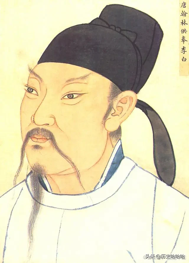 著名诗人李白一共有几个老婆,他和杨玉环有什么关系吗?