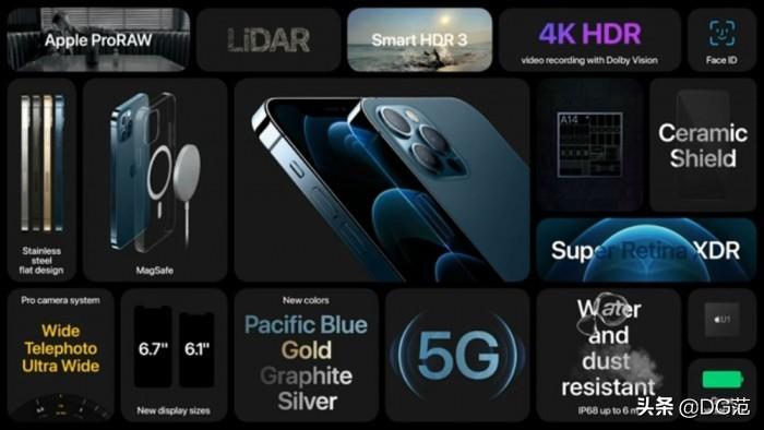 苹果捡剩5G之后 下一个是折叠屏