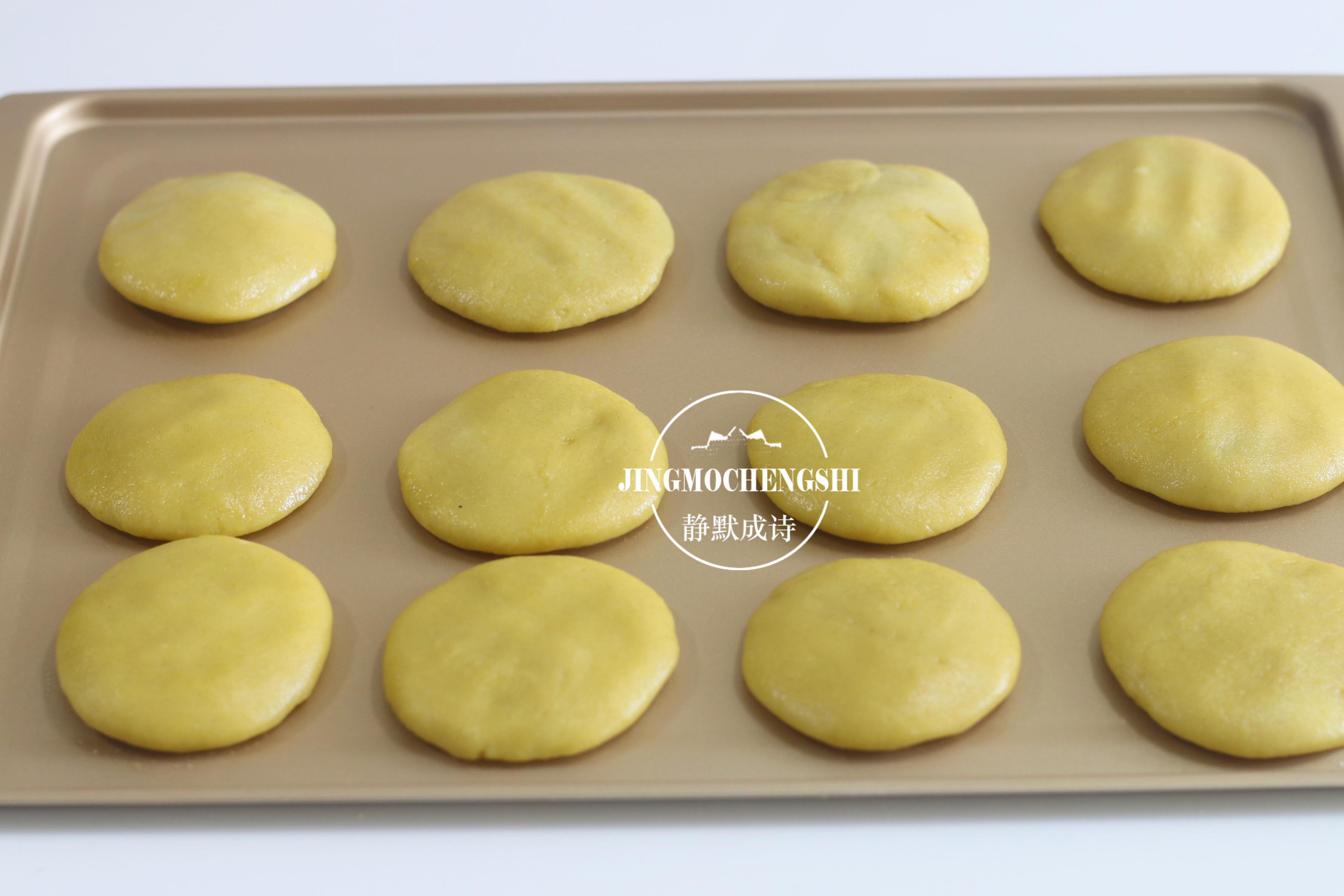 油炸糕的正確做法,不用酵母,不開裂不露餡兒,外酥裡糯吃不夠