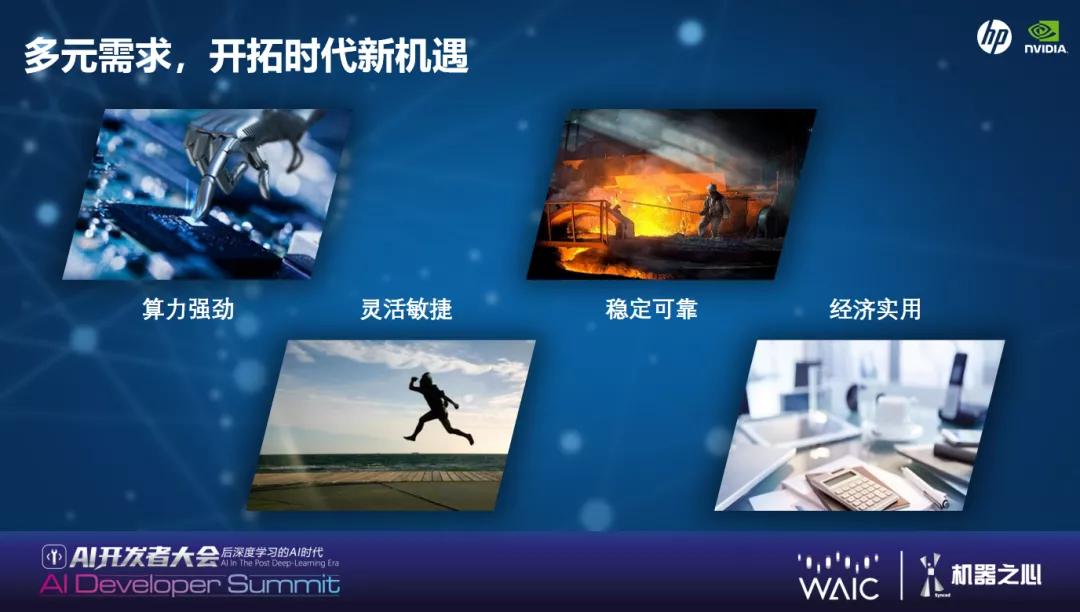 WAIC 2021 | 中国惠普周信宏:AI基础设施——边缘计算演进及趋势