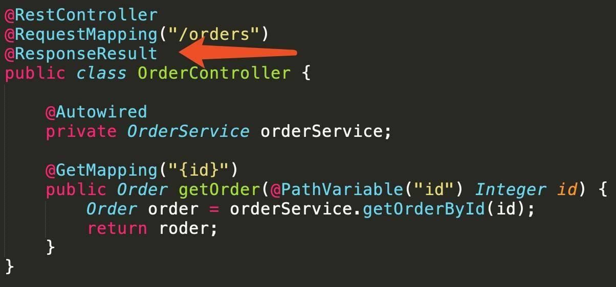 如何设计API接口,实现统一格式返回?