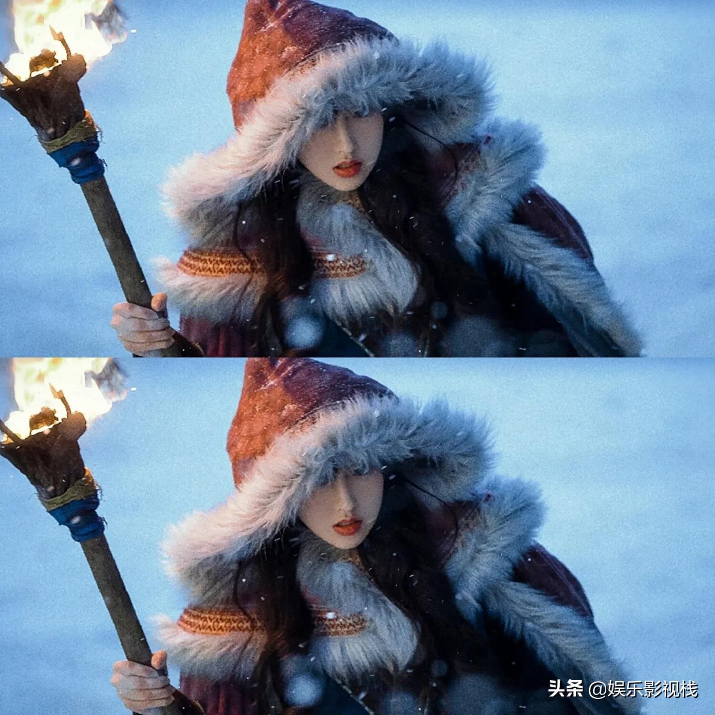 《灵域》上头,被程潇饰演的凌语诗仙女落泪的眼神伤到了