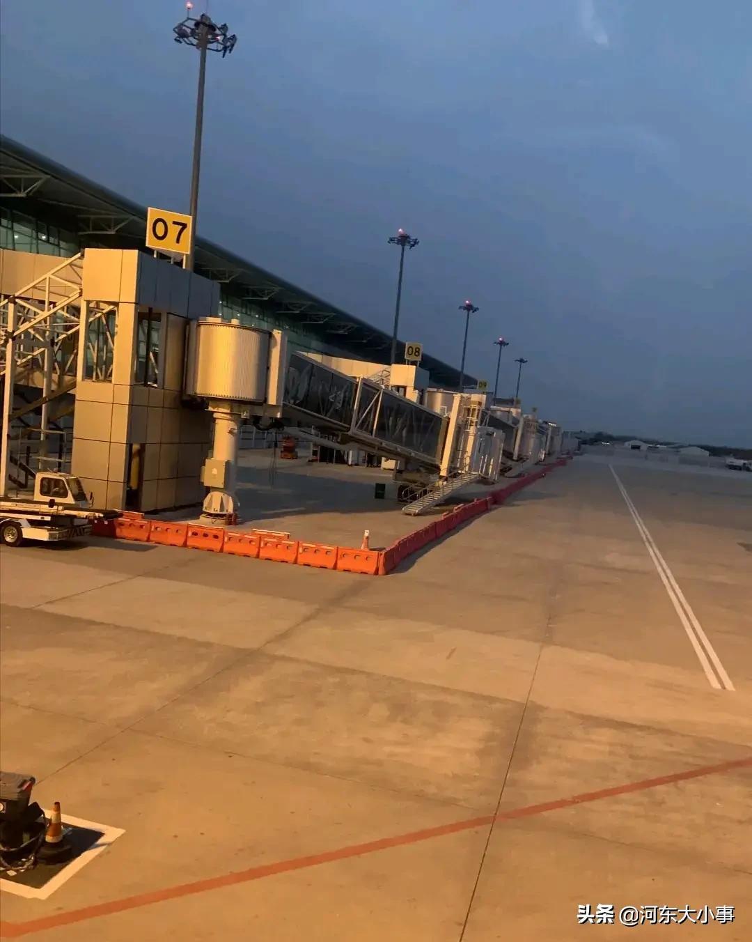 运城机场新航站楼验收通过,将升级为4E级国际机场!