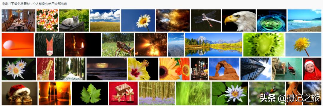 这8个免费高质量、无版权的图片素材网站你值得拥有,建议先收藏