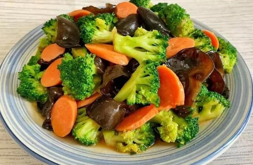 教你10种素菜的做法 美食做法 第10张
