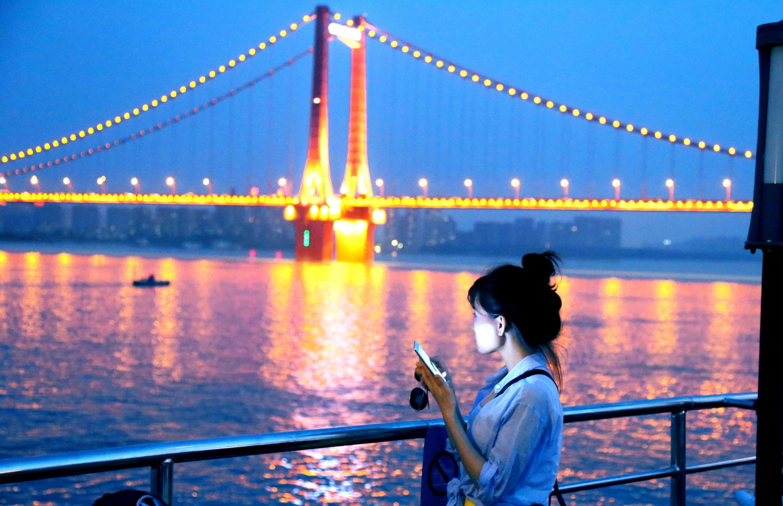 看江、觀橋、賞櫻, 長江游船新開3條特色日游航線