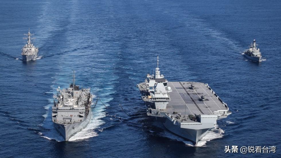 英国敢对中国施压?台媒:英国明年往亚洲派航空母舰
