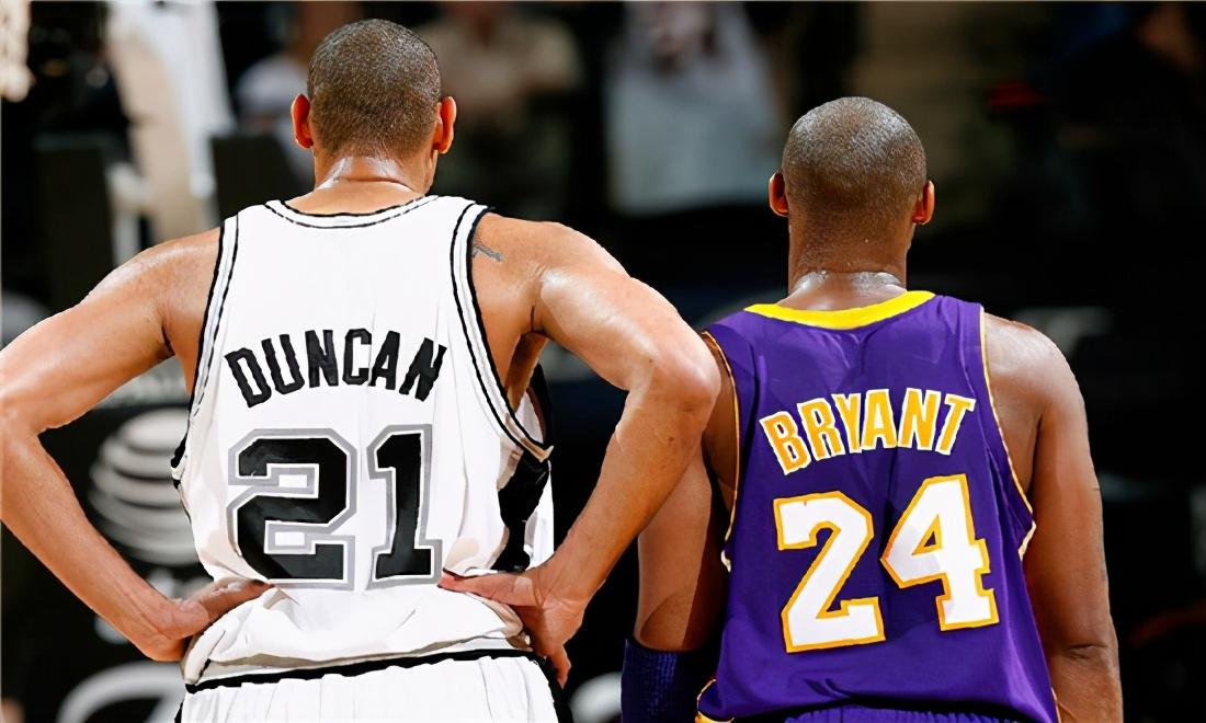 NBA划时代的球员,科比邓肯接过乔丹的传承,詹姆斯后继无人?